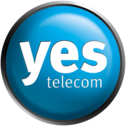 YesTelecom logo - Online Marketing TeamCreative