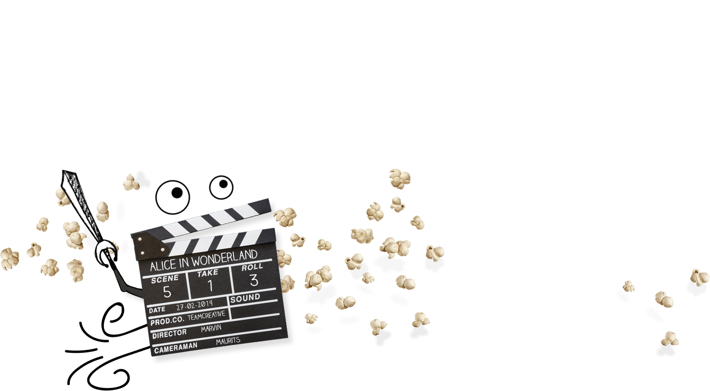 TeamCreative Video en Animatie header