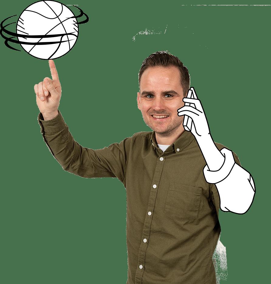 Gerben Damhuis Online Marketeer