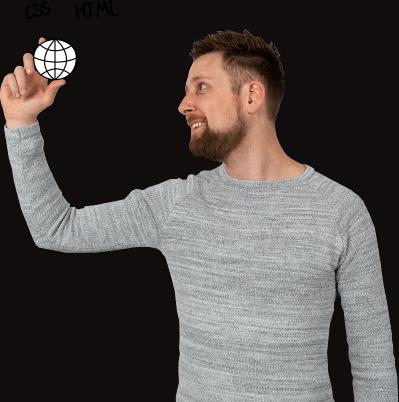 Jesse Bakker front & back end developer TeamCreative