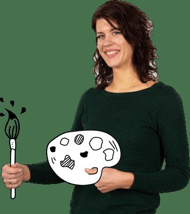 Renske Vossebelt Grafisch vormgever TeamCreative
